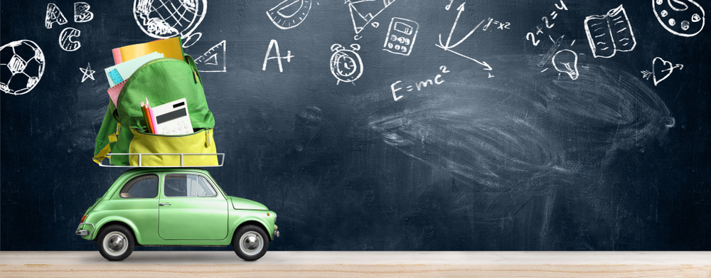 Back-to-school car care, Preventative Maintenance, auto repairs, safely pack